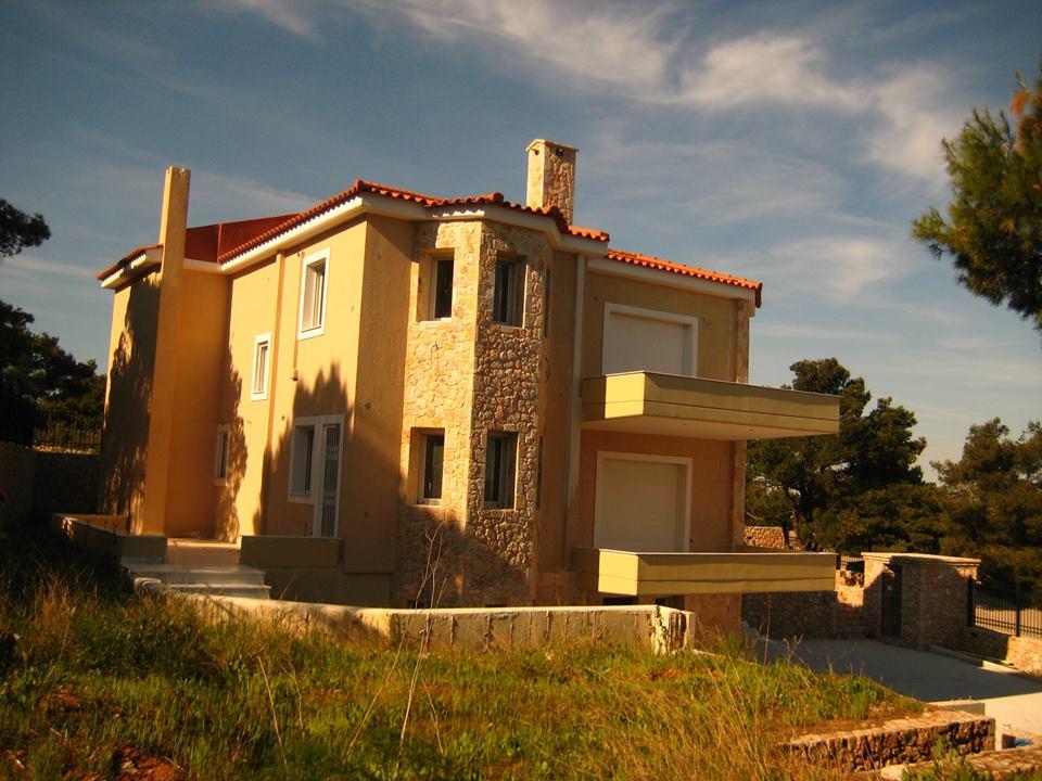Ιπποκράτειος Πολιτεία 340 τ.μ. Διώροφη κατοικία